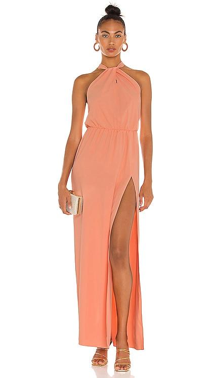 Kurie Maxi Dress Amanda Uprichard $264 BEST SELLER