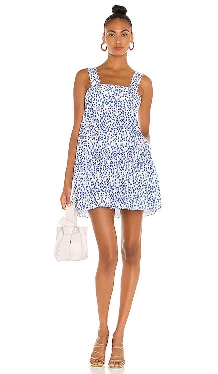 Mitzi Mini Dress Amanda Uprichard $224 NEW