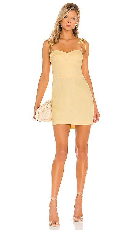 X REVOLVE Cava Mini Dress Amanda Uprichard $229 BEST SELLER