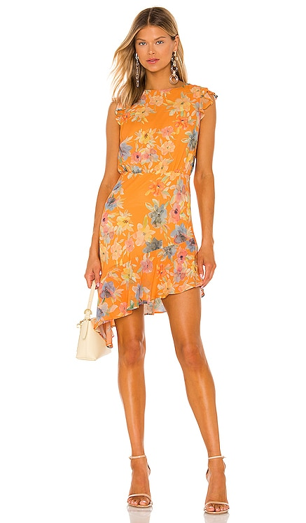 Ibiza Dress Amanda Uprichard $238 BEST SELLER
