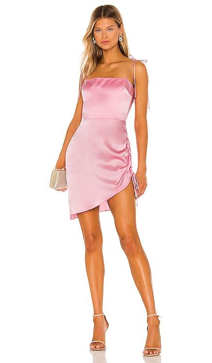 X REVOLVE Chiara Dress Amanda Uprichard $246 NEW