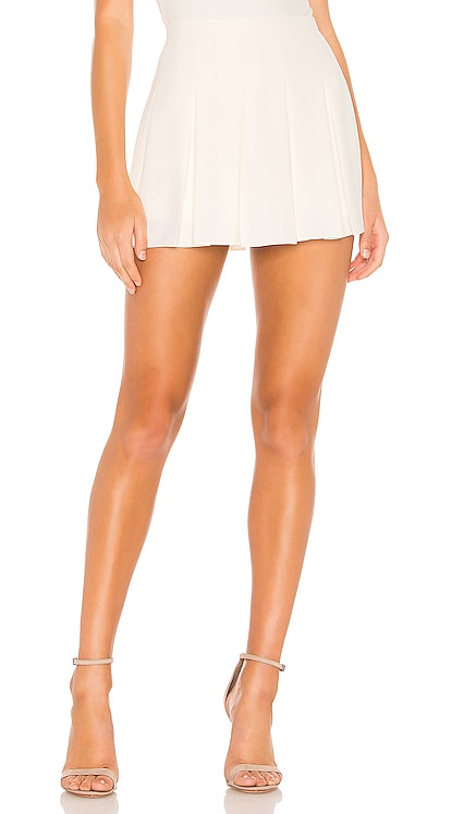 Dixon Skort Amanda Uprichard $172 BEST SELLER
