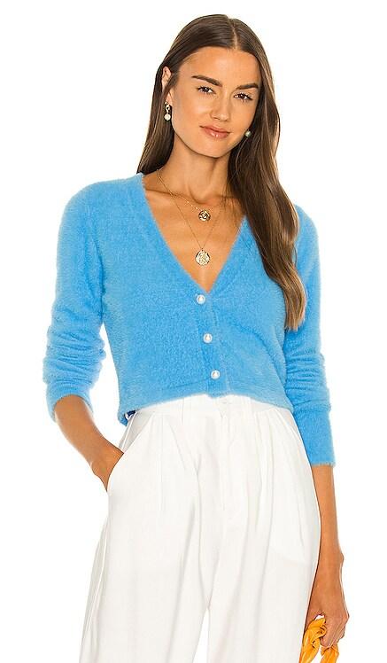 Cozy Button Cardi Amanda Uprichard $132 NUEVO