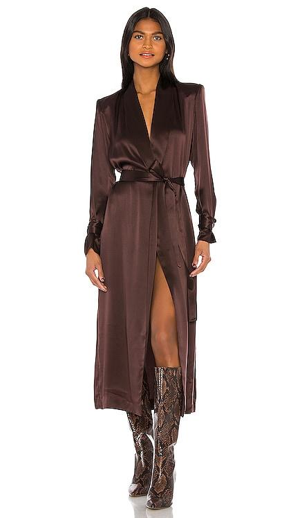 x REVOLVE Pascal Silk Duster Amanda Uprichard $279