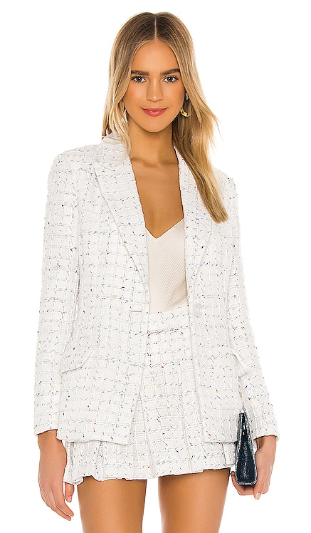 Aldridge Blazer Amanda Uprichard $319 NEW ARRIVAL