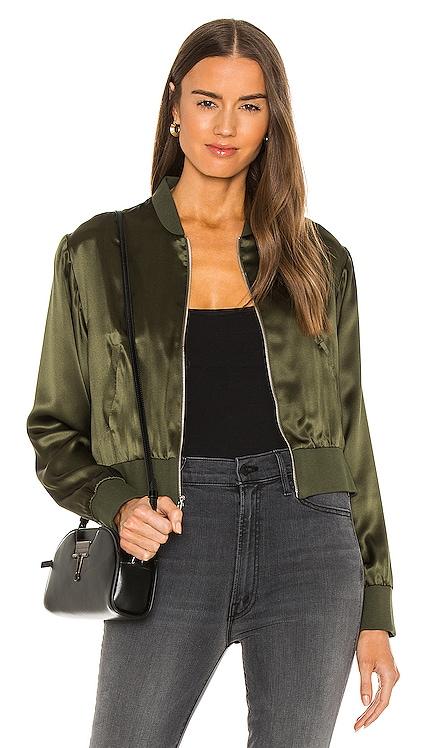 Frankie Bomber Jacket Amanda Uprichard $253
