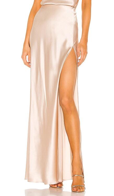 X REVOLVE Edie Maxi Skirt Amanda Uprichard $286 BEST SELLER
