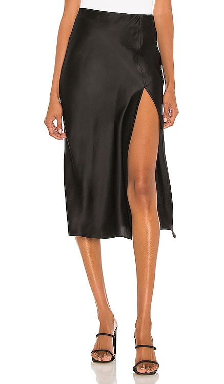 Ludlow Slit Skirt Amanda Uprichard $216 BEST SELLER
