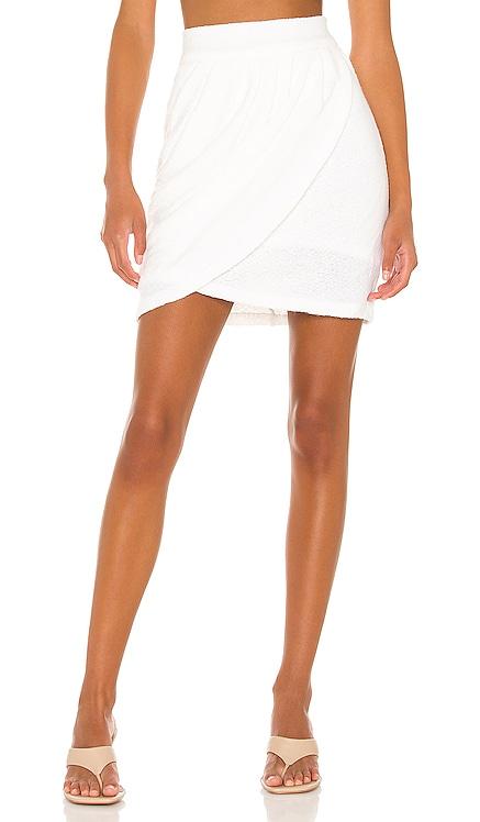 Voila Skirt Amanda Uprichard $172 NEW