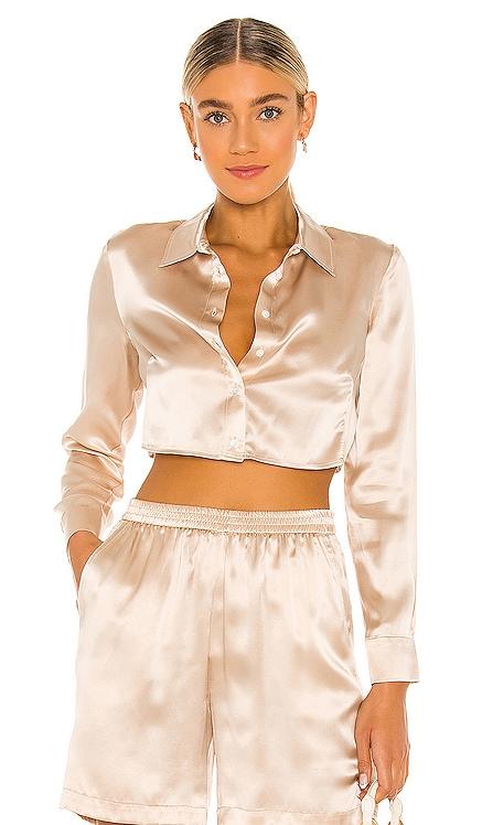 X REVOLVE Yvonne Crop Top Amanda Uprichard $187