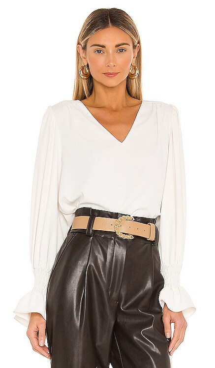 Cressida Top Amanda Uprichard $185 NEW