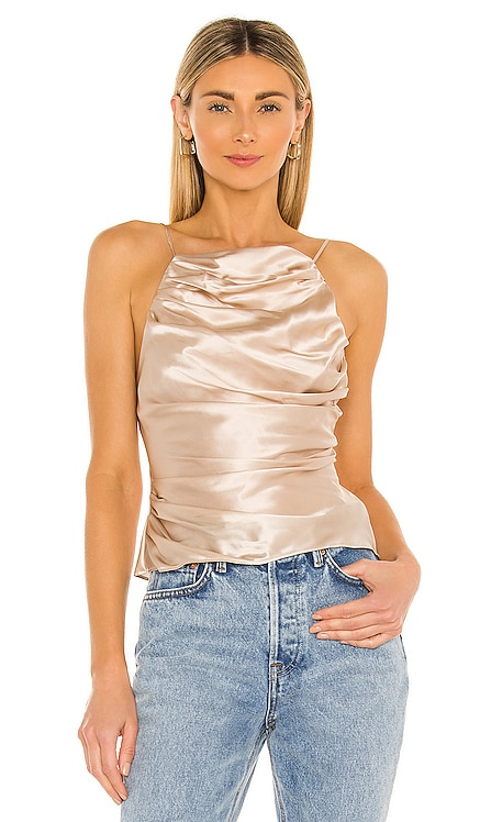 Georgina Top Amanda Uprichard $194 NEW