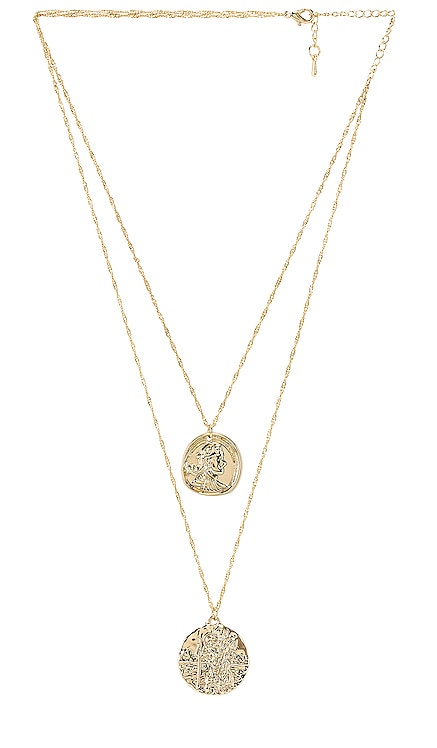 X REVOLVE Athens Necklace Amber Sceats $51 BEST SELLER