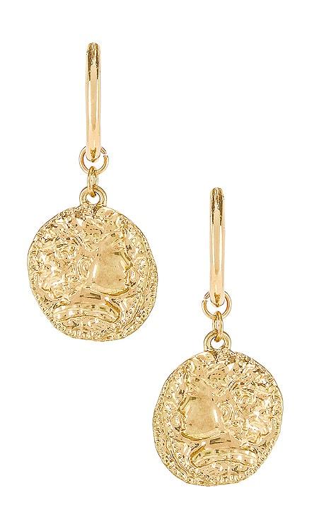 X REVOLVE Santorini Earrings Amber Sceats $40 BEST SELLER