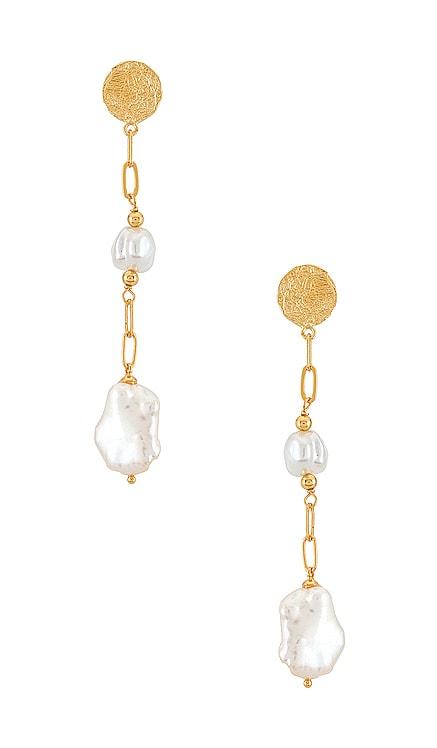 Reign Earrings Amber Sceats $219