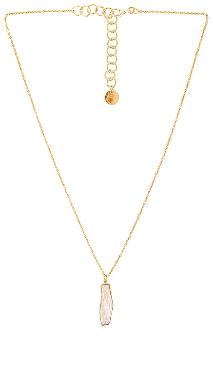 Christine Necklace Amber Sceats $149