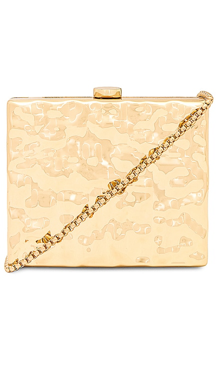 Crushed Gold Bag Amber Sceats $125