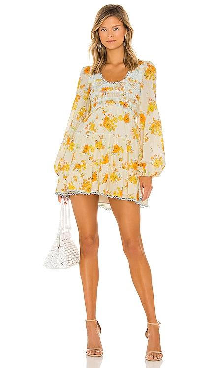 Cinnamon Girl Mini Alice McCall $360 NEW