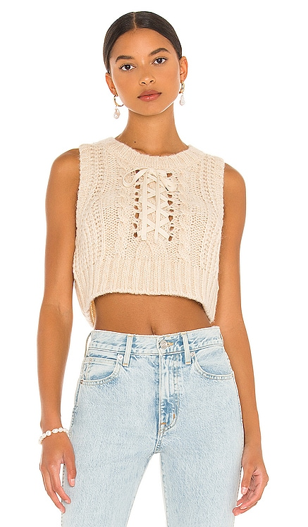 Only You Vest Top Alice McCall $225