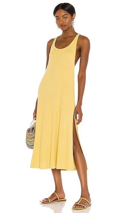 Malia Knit Maxi Dress AMUSE SOCIETY $60 BEST SELLER