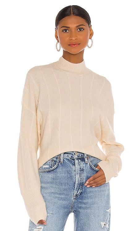Aline Long Sleeve Knit Sweater AMUSE SOCIETY $70 BEST SELLER