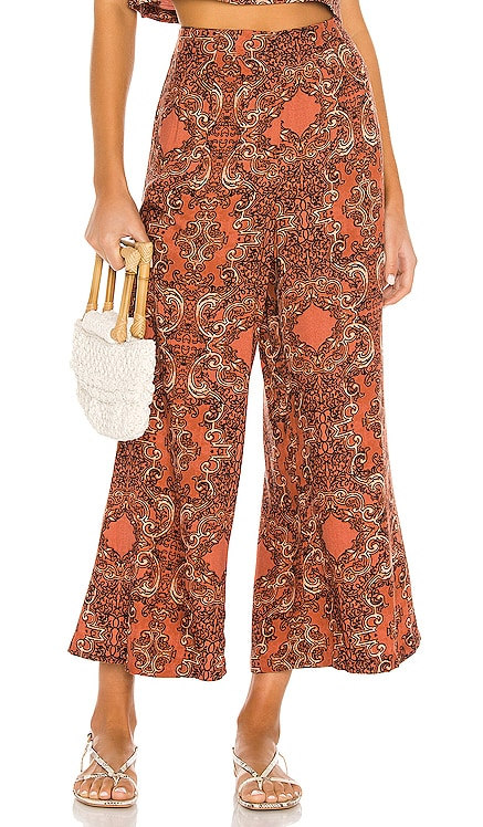 Paradise Woven Pant AMUSE SOCIETY $58 BEST SELLER