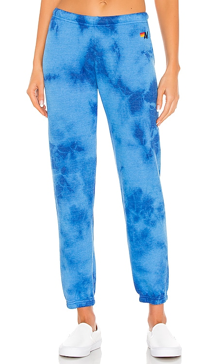 Hand Dyed Sweatpant Aviator Nation $152 NEW