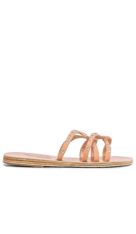 SANDALES REVEKKA RIVETS Ancient Greek Sandals $131