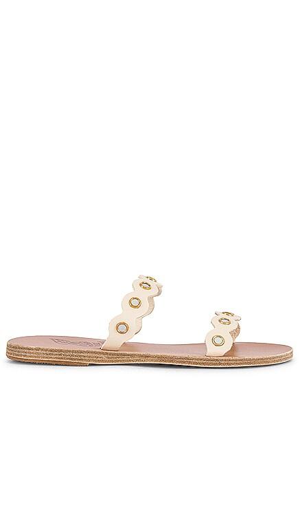 PASADOR MELIA MIRRORS Ancient Greek Sandals $285