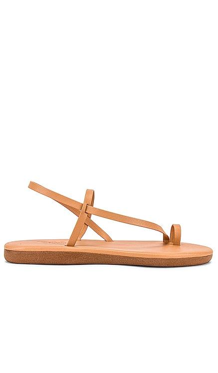 SANDALIA EUTERPE Ancient Greek Sandals $195