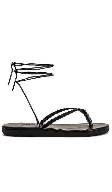 Plage Lace Up Sandal Ancient Greek Sandals $195
