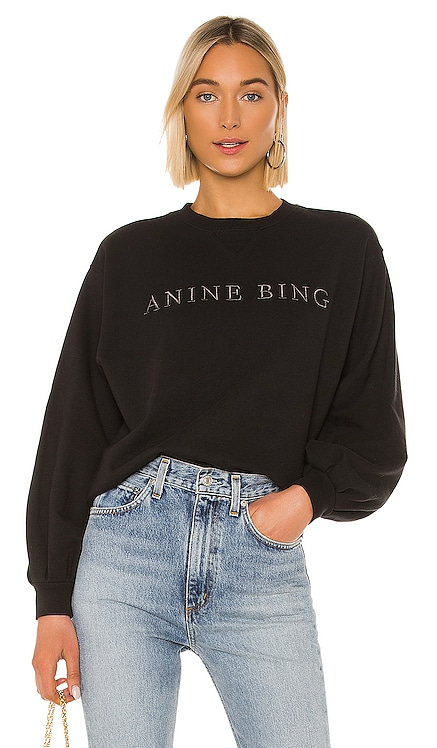 Esme Sweatshirt ANINE BING $169 BEST SELLER