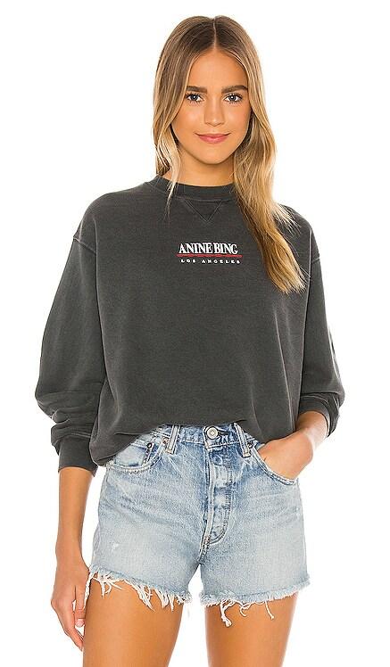 Ramona Link Sweatshirt ANINE BING $150 NEW