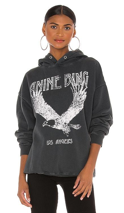 Rowe Eagle Hoodie ANINE BING $169