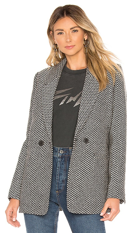 Fishbone Blazer ANINE BING $349 BEST SELLER