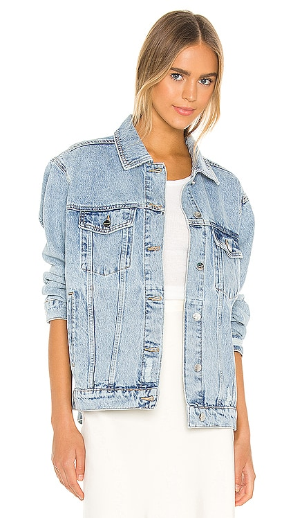 Rory Denim Jacket ANINE BING $299 BEST SELLER