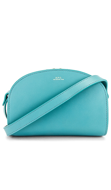 Sac Demi Lune Mini Crossbody Bag A.P.C. $425