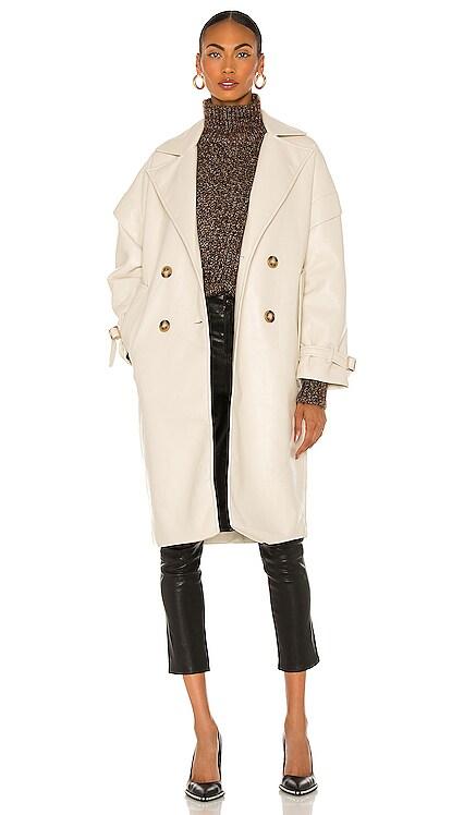 Kiera Coat Apparis $395 NEW