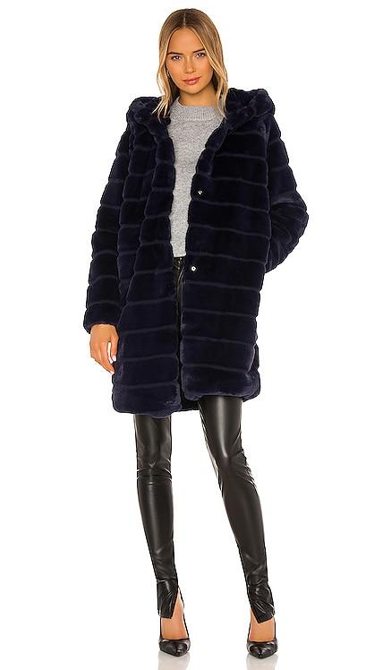 Celina Faux Fur Jacket Apparis $275