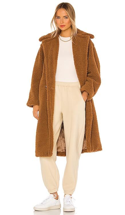 Daryna Faux Fur Coat Apparis $277