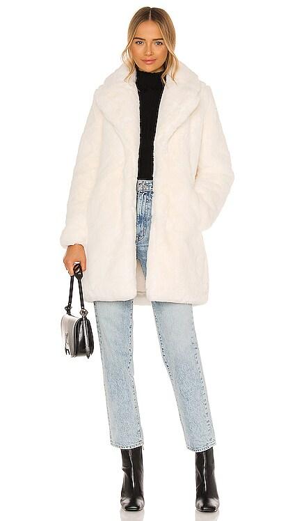 Sasha Faux Fur Jacket Apparis $375 BEST SELLER
