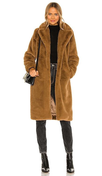 Siena Faux Fur Coat Apparis $460 BEST SELLER
