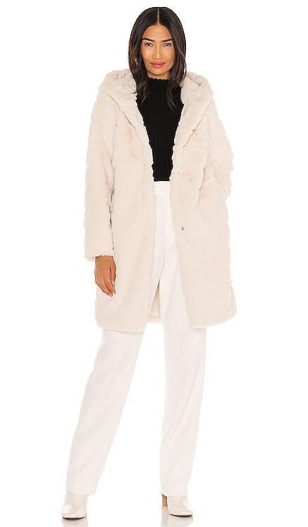 Celina Faux Fur Coat Apparis $275 BEST SELLER