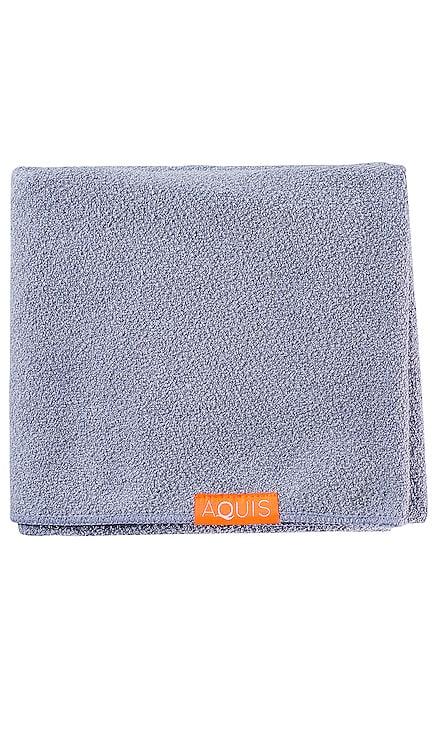 Lisse Luxe Hair Towel AQUIS $30