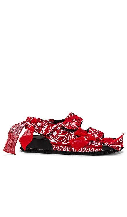 Bandana Sandal Arizona Love $228 NEW