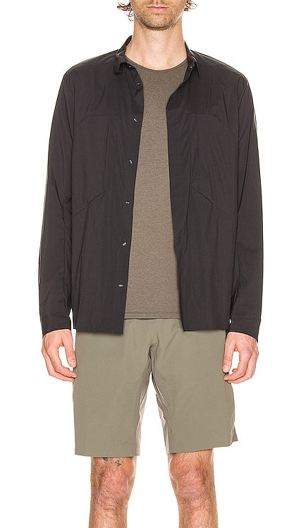 Demlo Overshirt Arc'teryx Veilance $400 NEW