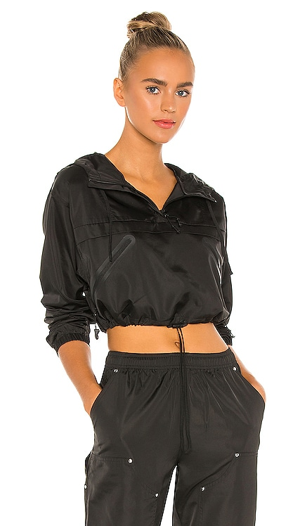 Cropped Parka Adam Selman Sport $125 NEW