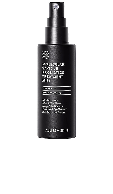 МИСТ ДЛЯ ЛИЦА MOLECULAR SAVIOUR Allies of Skin $59 НОВИНКИ