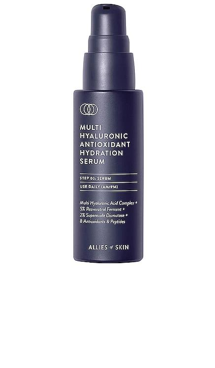 Multi Hyaluronic Antioxidant Hydration Serum Allies of Skin $75 BEST SELLER