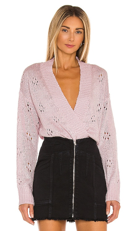 PULL STEPHANIE ASTR the Label $98 NOUVEAU
